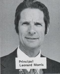 Leonard Morris