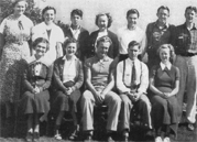 Members of the class of 1937