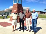 4 men from Class of 1954
