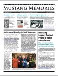 Mustang Memories newsletter