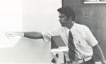 Teacher Henry Herms