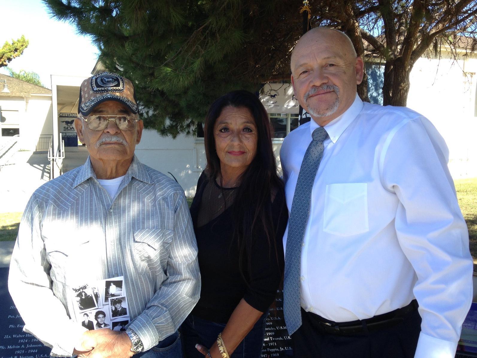 Mr. Ramos, Helen and Solomon