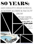 80 Years: San Dieguito High School Academy Alumni & Faculty Show