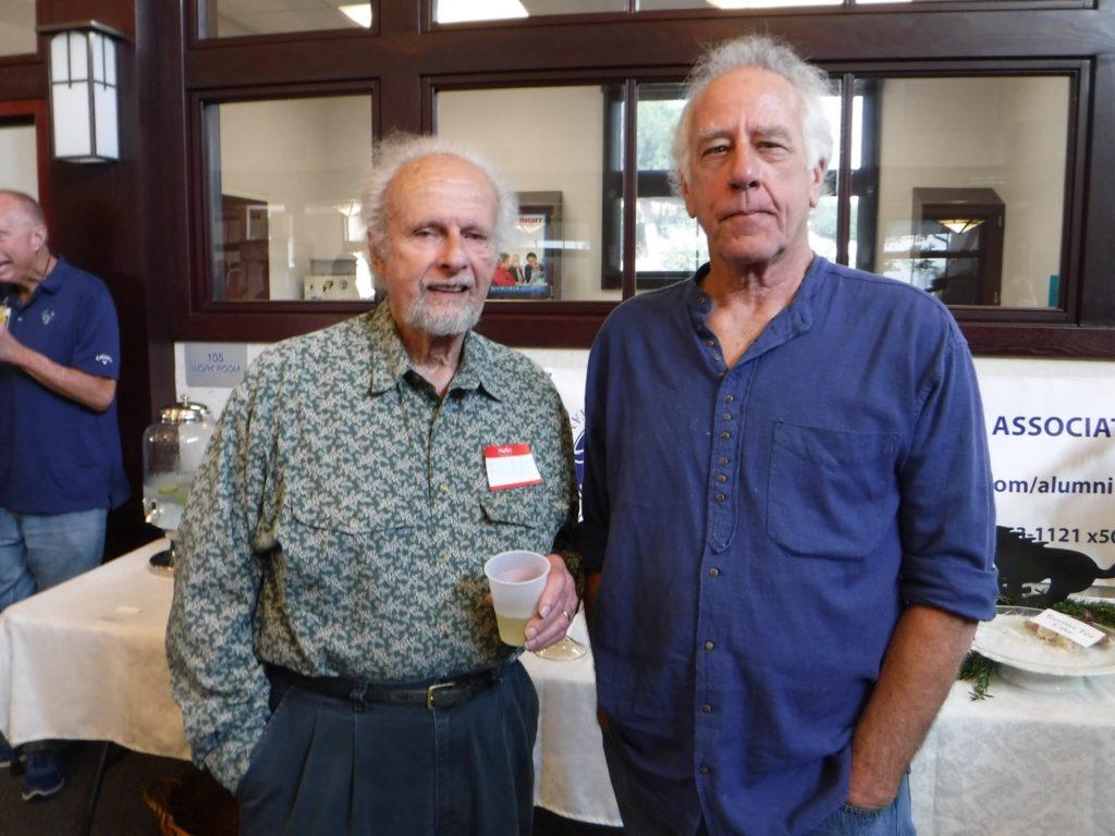 Arthur Palfrey and John Ratajkowski