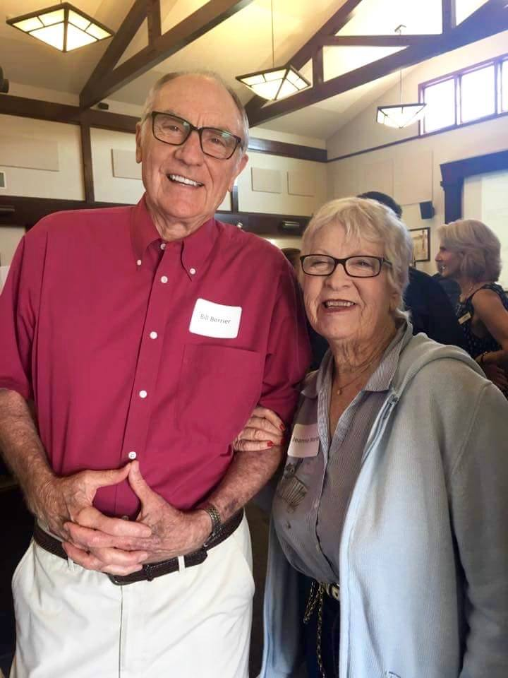 Bill Berrier and Jeannie Marker
