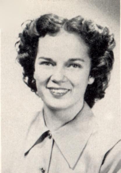 Merna Brown's senior portrait