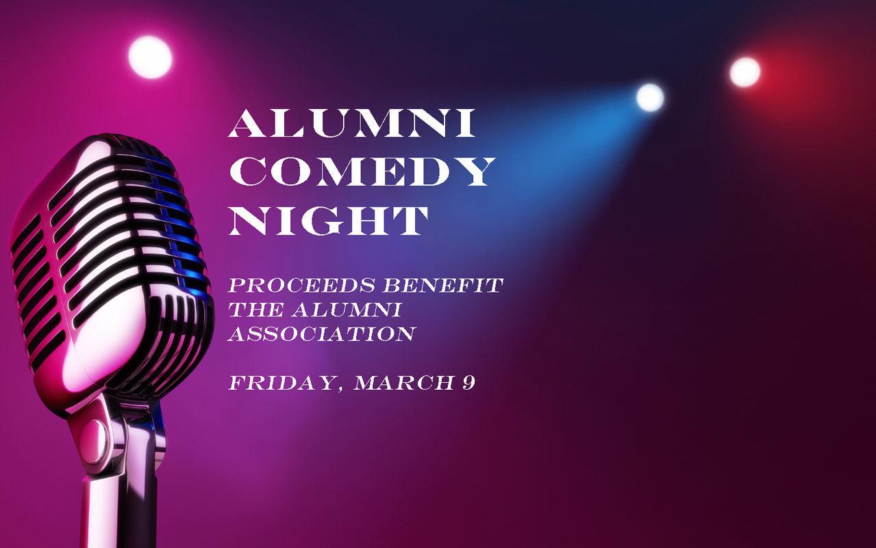 Alumni Comedy Night
