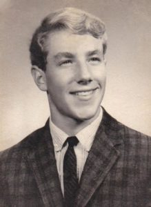 Raymond Curley senior portrait