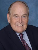 Robert Prahl in business suit for portrait