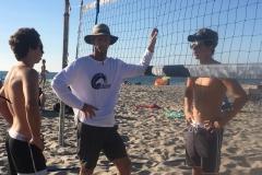 2017 Boys Beach Volleyball Team 1283