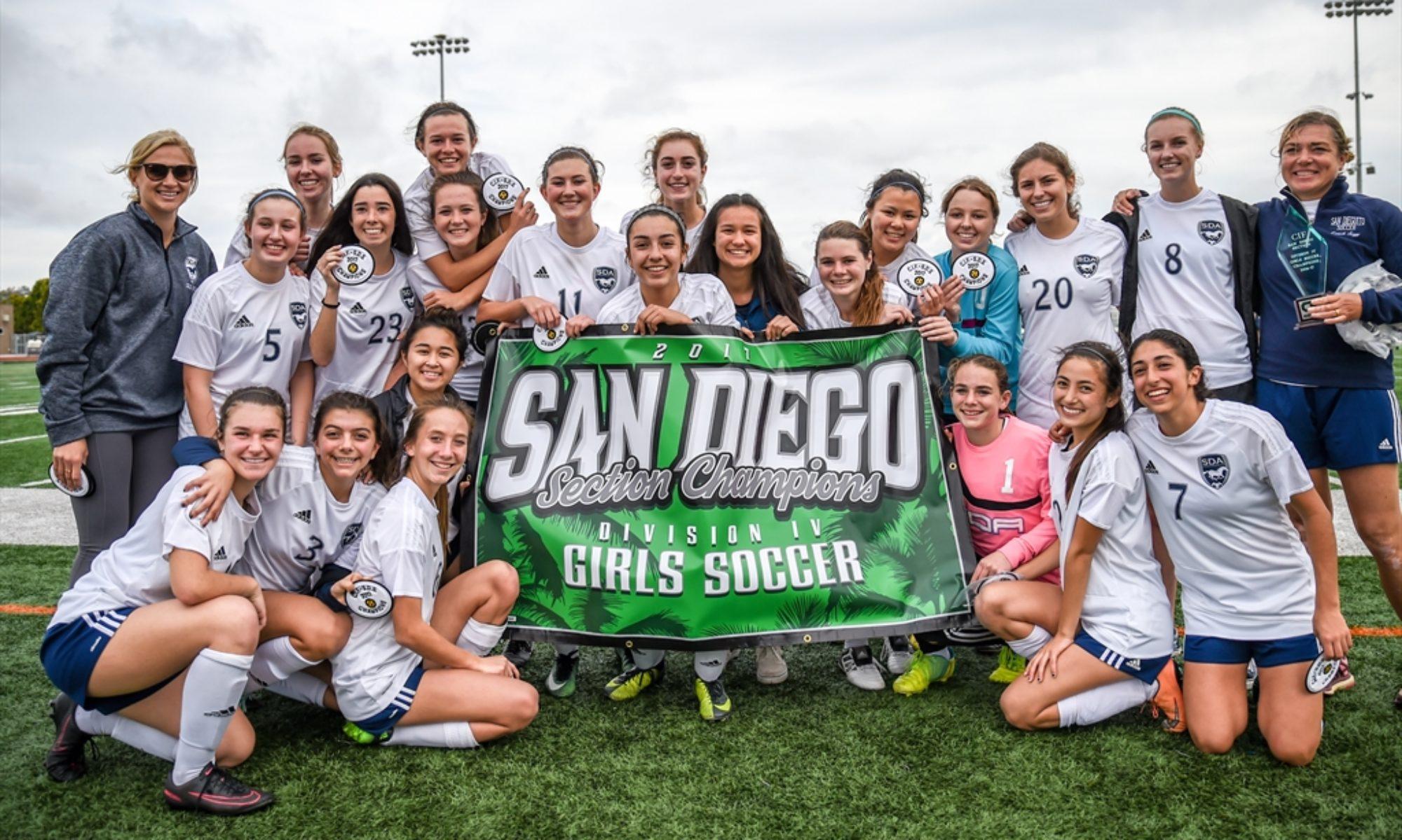 SDA Girls Soccer