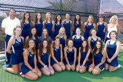 SDA Girls Tennis 2016-17 32
