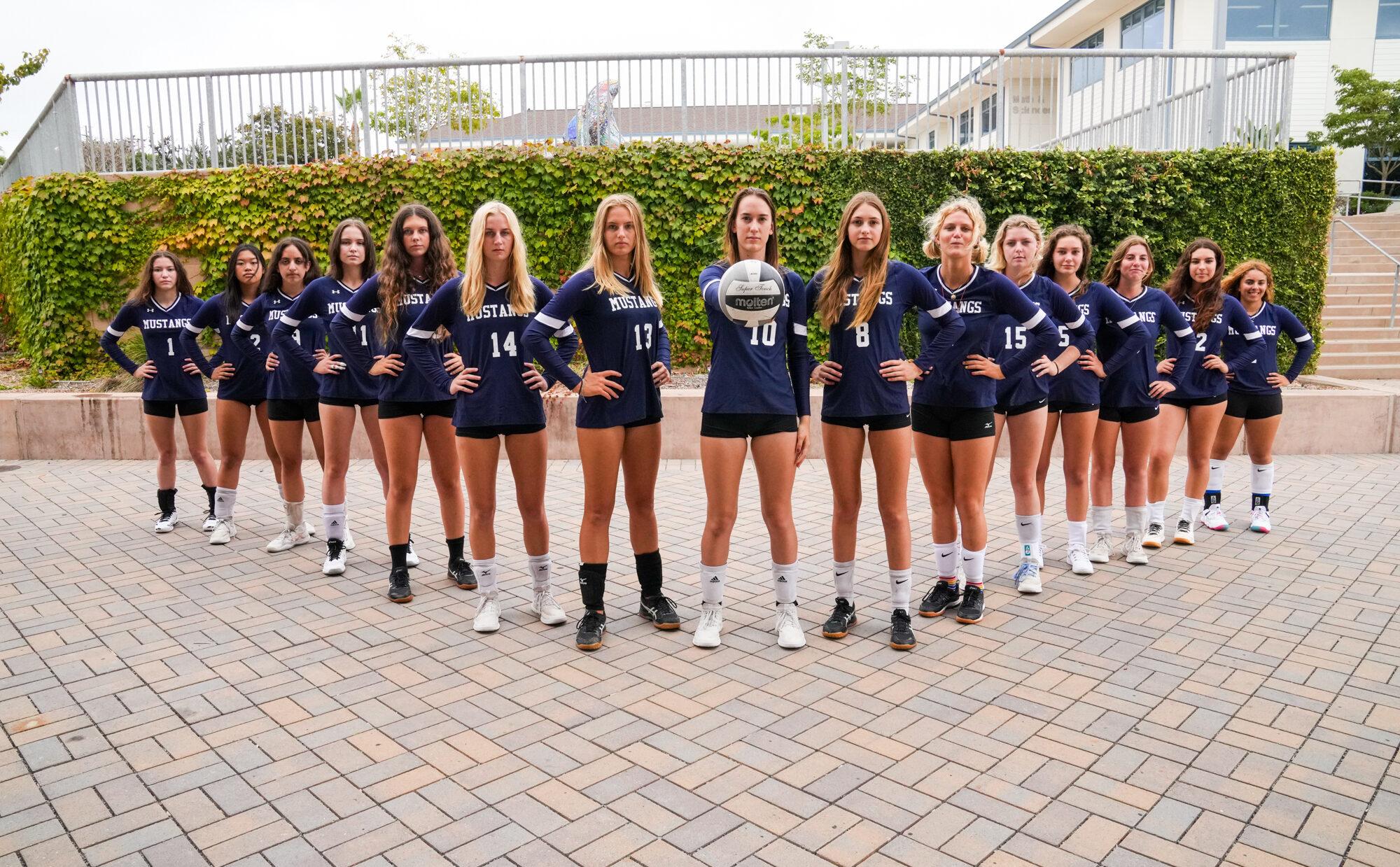 San Dieguito Academy Girls Volleyball