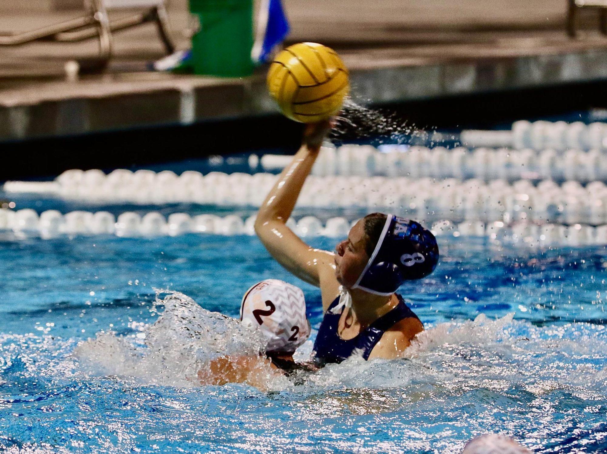 Mustangs Girls Water Polo