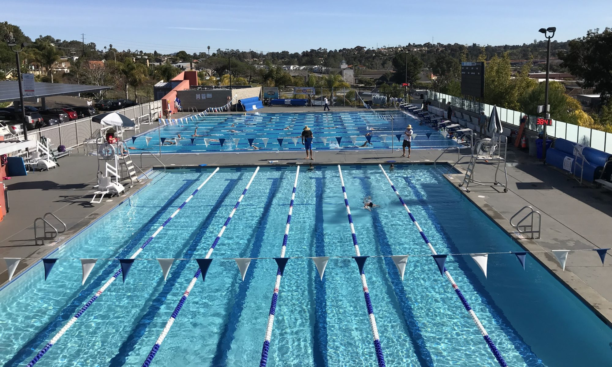 SDA Mustangs Swim Team