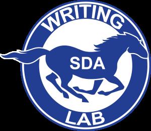 SDA Writing Lab Logo
